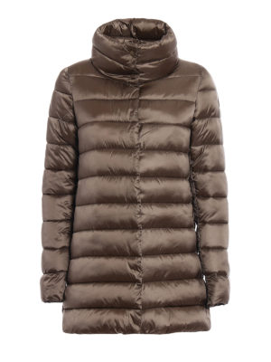 Save the Duck: padded coats - Cowl collar padded coat