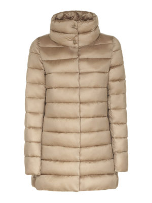 Save the Duck: padded coats - Funnel collar puffer coat