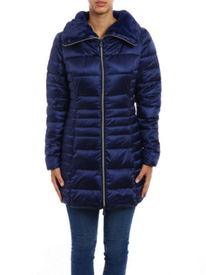 Save the Duck: padded coats online - Iris shiny ultralight padded coat