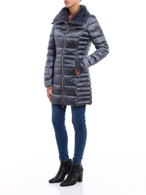 Save the Duck: padded coats online - Shiny ultralight padded coat