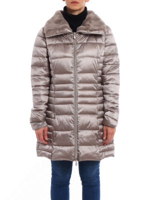 Save the Duck: padded coats online - Shiny ultralight warm padded coat