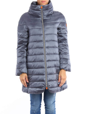 Save the Duck: padded coats online - Ultralight A-line padded coat