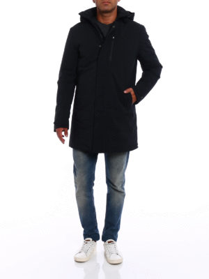 Save the Duck: padded coats online - Water resistant black padded coat