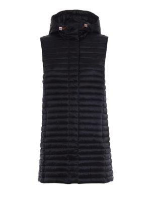 Save the Duck: padded coats - Padded sleeveless coat