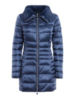 Save the Duck: padded coats - Shiny ultralight padded coat