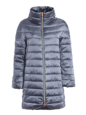 Save the Duck: padded coats - Ultralight A-line padded coat