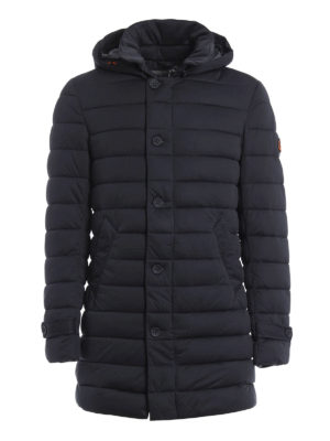 Save the Duck: padded coats - Ultralight quilted and padded coat