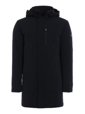 Save the Duck: padded coats - Water resistant black padded coat