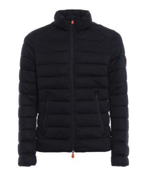 Save The Duck: giacche imbottite - Piumino Sold blu in tessuto tecnico