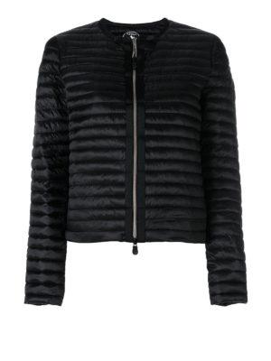 Save The Duck: giacche imbottite - Piumino girocollo nero