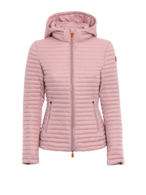Save the Duck: padded jackets - Disney pink puffer jacket