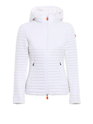 Save the Duck: padded jackets - Disney white puffer jacket