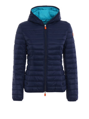 Save the Duck: padded jackets - Eco-friendly ultra light jacket