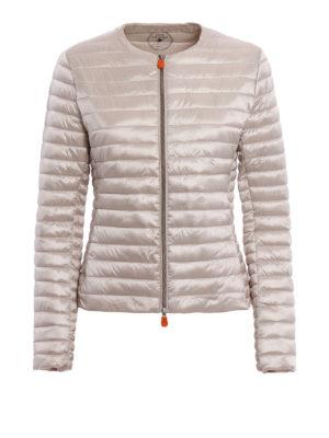 Save the Duck: padded jackets - Giga ultralight nylon padded jacket
