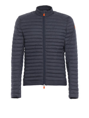 Save the Duck: padded jackets - Matte water resistant padded jacket