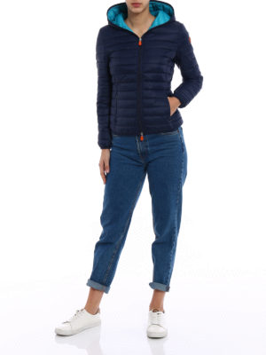 Save the Duck: padded jackets online - Eco-friendly ultra light jacket