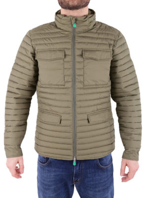 Save the Duck: padded jackets online - Recycled material padded jacket