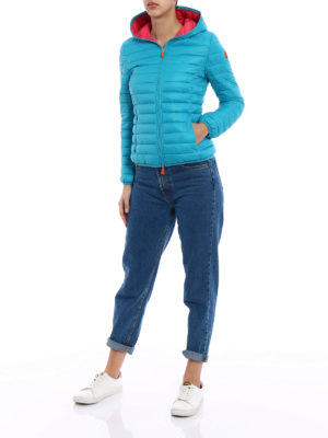 Save the Duck: padded jackets online - Ultra light eco-friendly  jacket