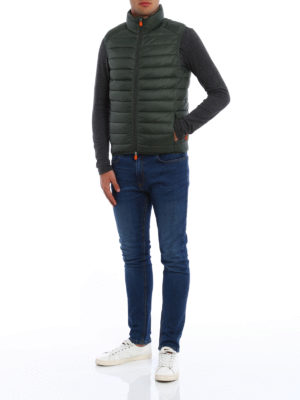 Save the Duck: padded jackets online - Water resistant padded vest