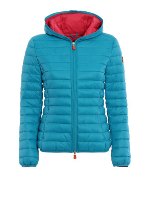 Save the Duck: padded jackets - Ultra light eco-friendly  jacket