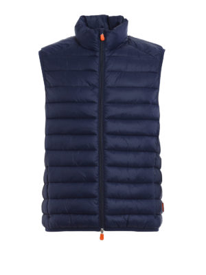 Save the Duck: padded jackets - Water resistant padded vest