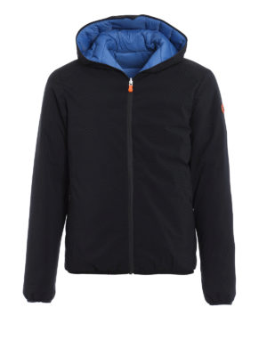 Save the Duck: padded jackets - Waterproof reversible padded jacket