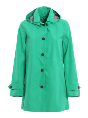 Save the Duck: short coats - Waterproof lightweight coat