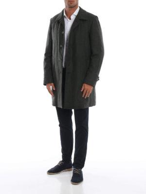 SCHNEIDERS: cappotti corti online - Cappotto loden classico verdone