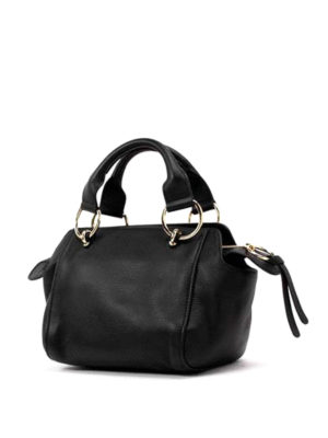 See by Chloé: bowling bags online - Paige leather bowling bag