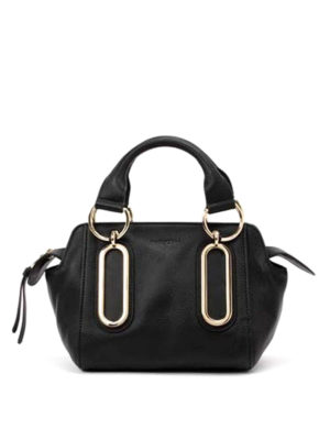 See by Chloé: bowling bags - Paige leather bowling bag