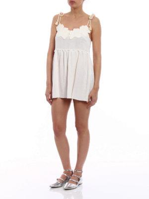 See by Chloé: short dresses online - Cotton mini dress