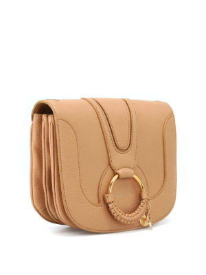 SEE BY CHLOE': borse a spalla online - Piccola borsa Hana a tracolla in pelle