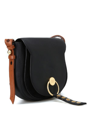 SEE BY CHLOE': borse a spalla online - Borsa a tracolla nera Lumir media
