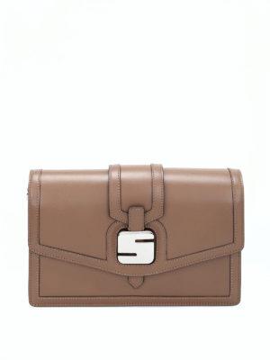Serapian: shoulder bags - 1972 leather bag