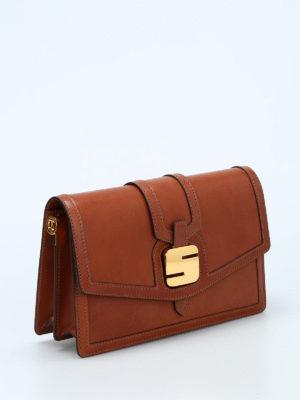 Serapian: shoulder bags online - 1972 leather bag