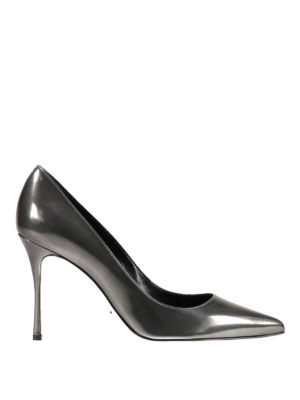 Sergio Rossi: court shoes - Godiva patent leather pumps