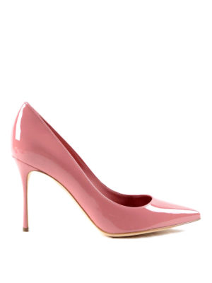 Sergio Rossi: court shoes - Romantic Godiva pumps