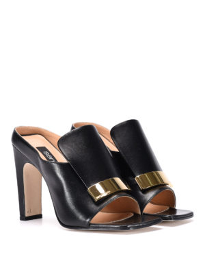 Sergio Rossi: mules shoes online - Naplys mules