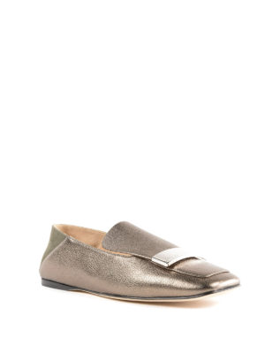SERGIO ROSSI: Mocassini e slippers online - Slipper Sr1 in pelle