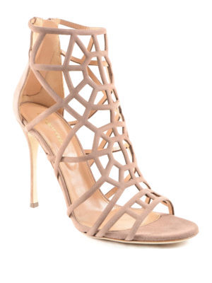 Sergio Rossi: sandals online - Puzzle Royal sandals