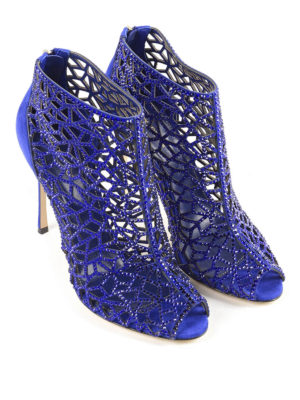 Sergio Rossi: sandals online - Tresor crystal sandals