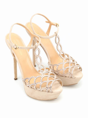 Sergio Rossi: sandals online - Tresor Royal platform sandals