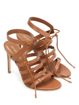Sergio Rossi: sandals online - Zoe Sioux sandals