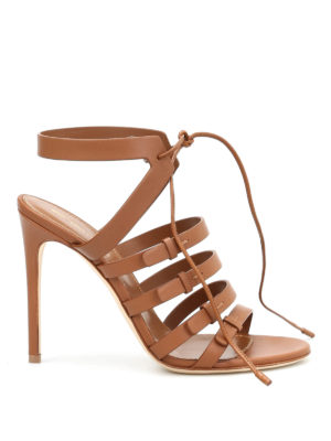 Sergio Rossi: sandals - Zoe Sioux sandals