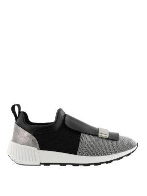 SERGIO ROSSI: sneakers - Sneaker Sr1 Running