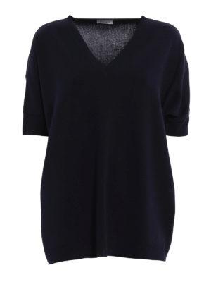 Sibel Saral: v necks - Jake cotton sweater