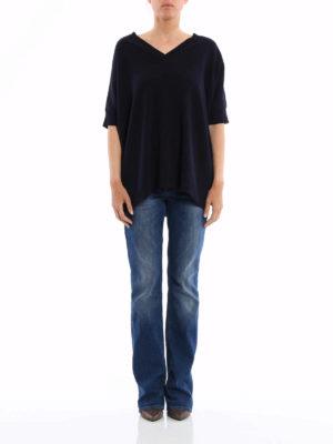 Sibel Saral: v necks online - Jake cotton sweater
