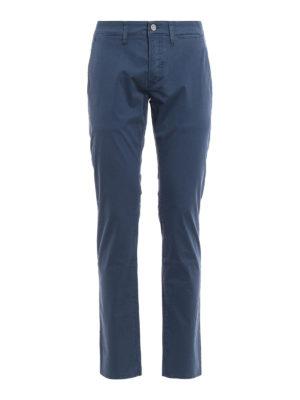 Siviglia: casual trousers - Cotton casual trousers
