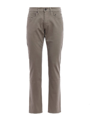 Siviglia: casual trousers - Five pocket cotton trousers