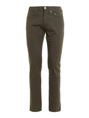 Siviglia: casual trousers - Jeans style cotton trousers